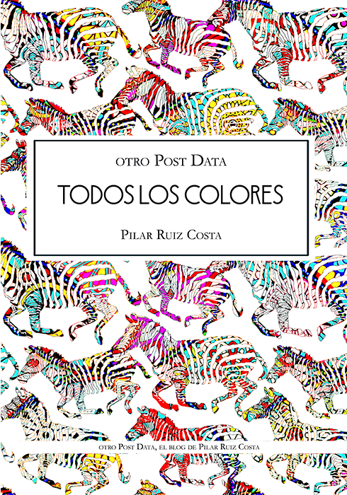 Todos los colores, libro, Pilar Ruiz Costa, España, crisis,