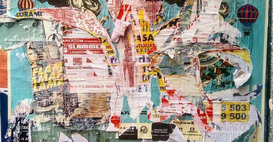 otro Post Data, su cara sonriéndome a mí, a mí, a mí, actor, enamorada, Pérez Reverte, cartel, póster