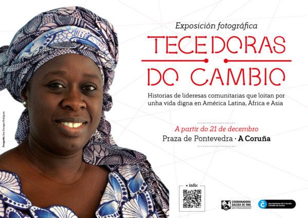 Cartel Tecedoras do Cambio Pilar Ruiz Costa